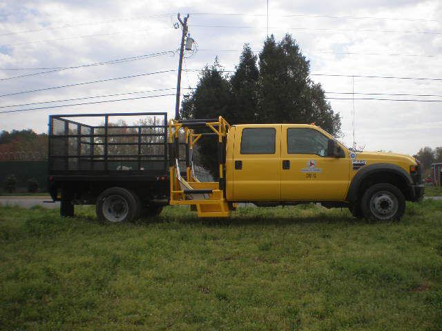 Custom Truck Bodies by Stallion Truck Bodies | Pinto Metal Fab